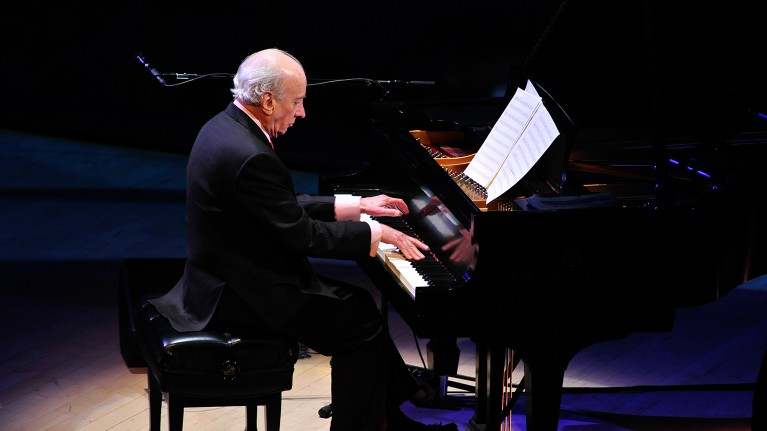 Dick Hyman, Bill Charlap, Ken Peplowski10/16 at Dizzy's/JALC