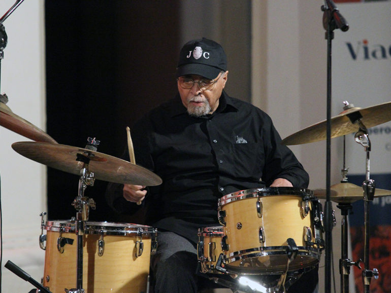 Jimmy Cobb TrioRecord release event at JALC