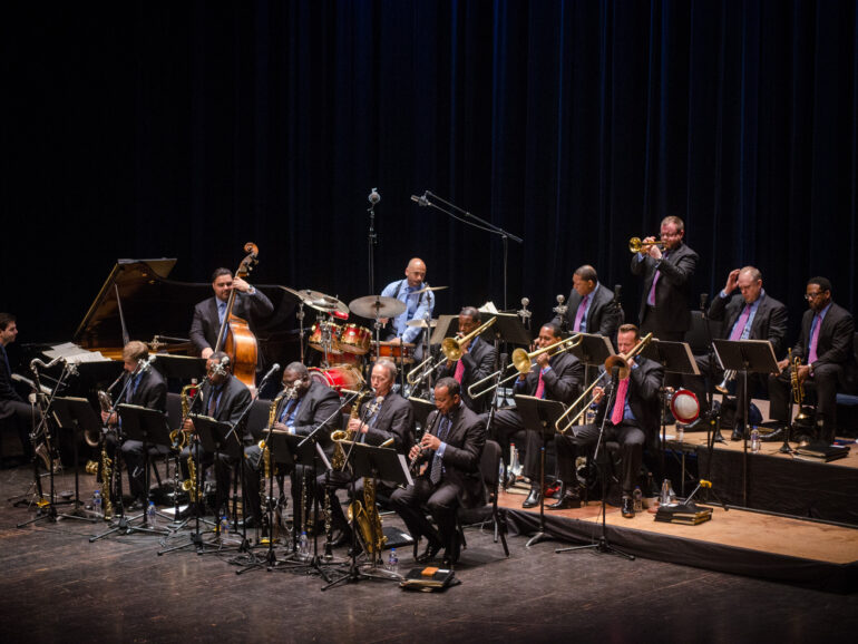 Jazz At Lincoln Center OrchestraSpring 2021 Virtual Concert Season