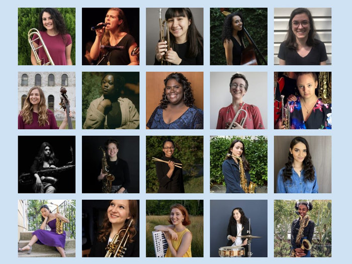 Support Women in Jazz OrganizationFundraising campaign for college mentor program