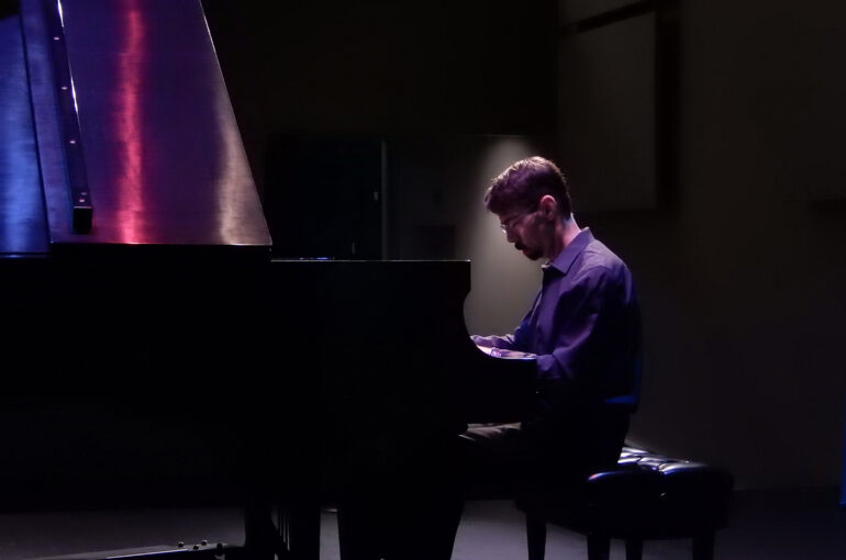 Fred Hersch15 time Grammy nominee presents his first ever online course